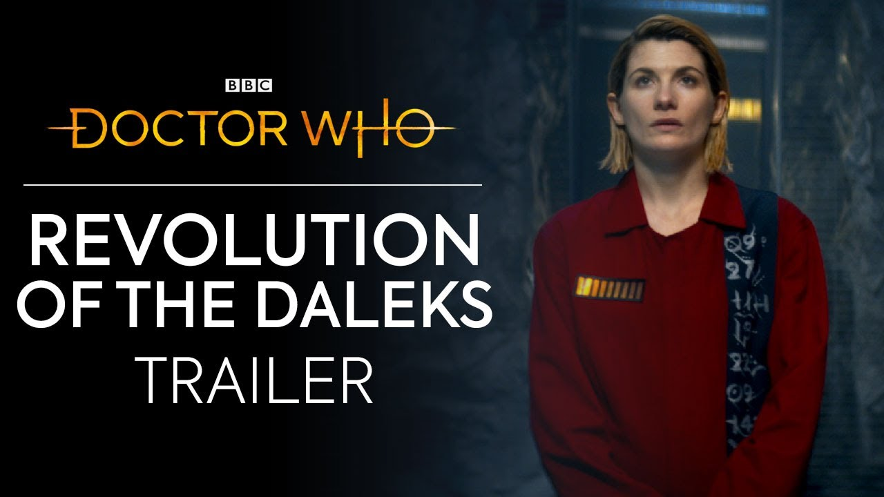 Revolution of the Daleks - New Year Episode